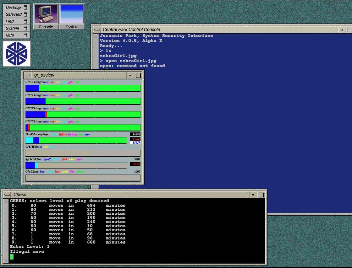 os screenshot