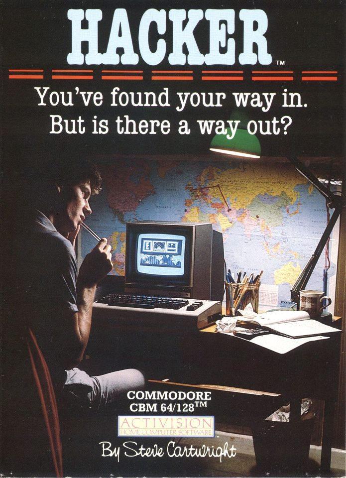 Hacker Magazine cover