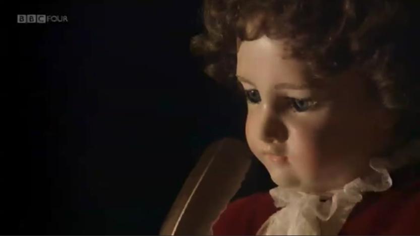 writer doll